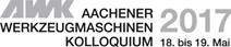 Aachener Werkzeugmaschinenkolloquium 2017